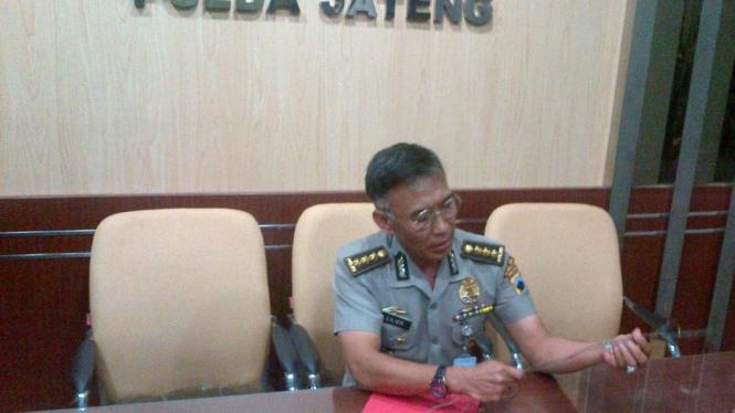 Kepala Bidang Humas Polda Jawa Tengah, Kombes (Pol) Liliek Darmanto.