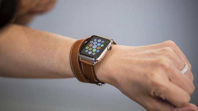 Kolaborasi jam tangan Apple dengan Hermes.