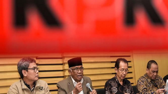Pimpinan Komisi Pemberantasan Korupsi
