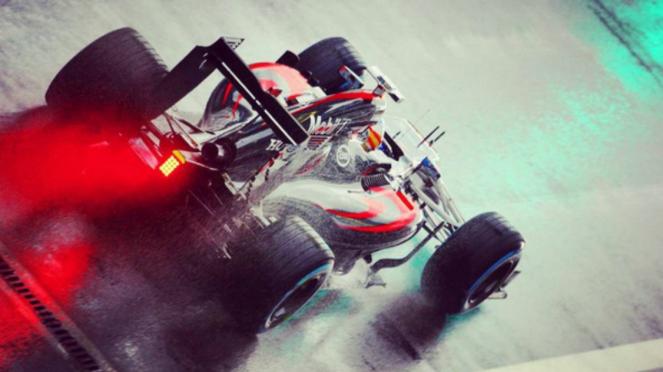 Pembalap McLaren, Fernando Alonso