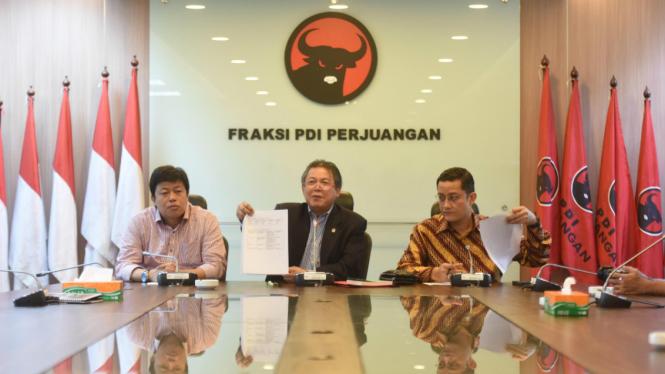 Fraksi PDIP di DPR