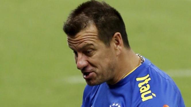 Pelatih Timnas Brasil, Carlos Dunga