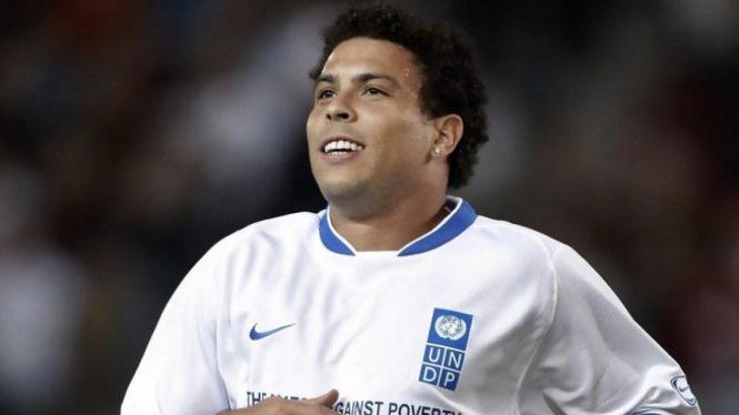 Legenda Timnas Brasil, Ronaldo Luis Nazario de Lima