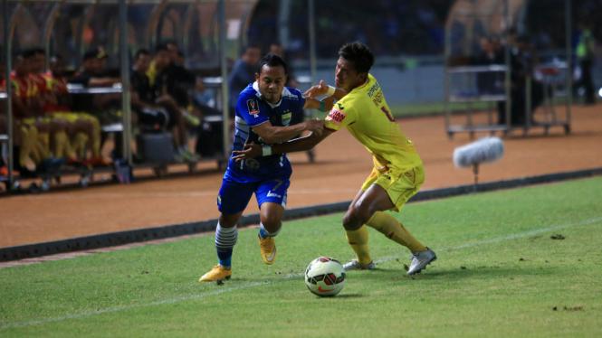 Atep Persib Bandung di Final Piala Presiden 2015