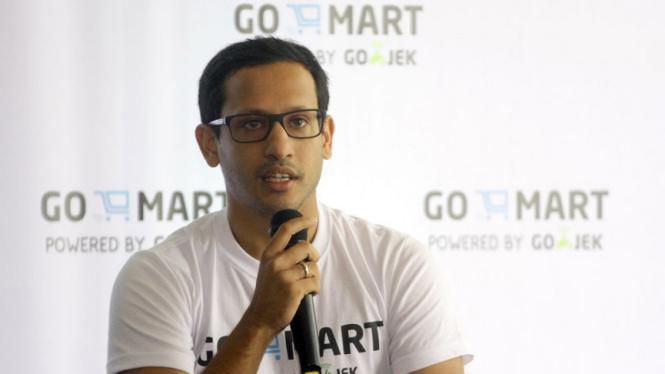 CEO GojekNadiem Makarim.
