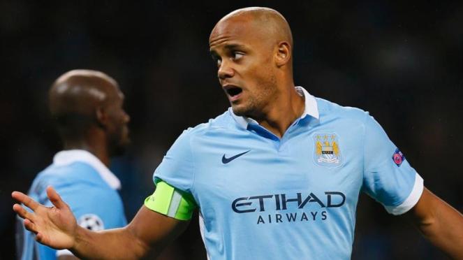 Kapten Manchester City, Vincent Kompany