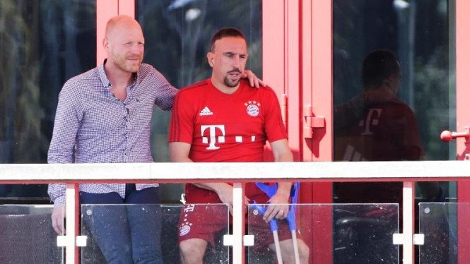 Pemain Bayern Munich, Franck Ribery