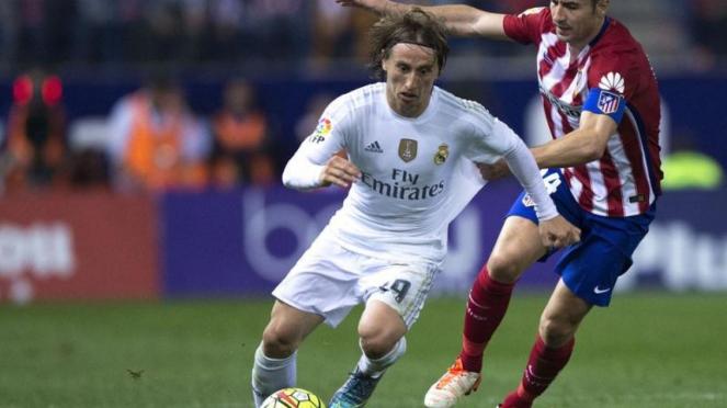 Pemain Real Madrid, Luka Modric