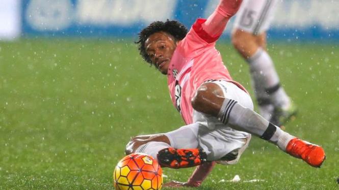 Pemain Juventus, Juan Cuadrado