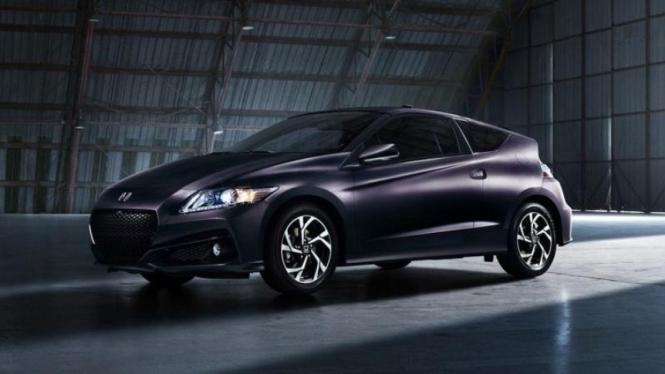 Honda CR-Z 2016.