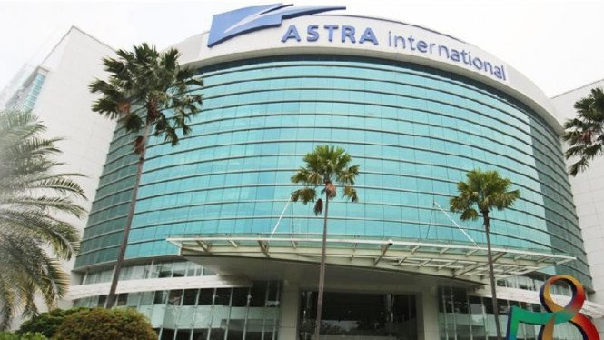 Kantor Astra International
