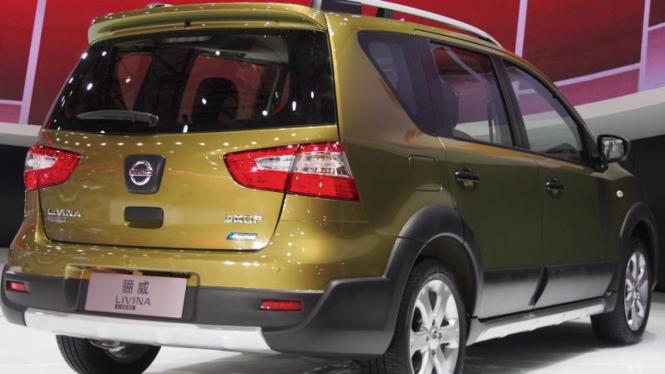 Ini Penyebab Peminat Nissan Livina Sedikit Jumlahnya Viva