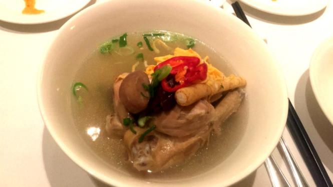 Samgyetang, Sup Ayam Ginseng yang Menyehatkan