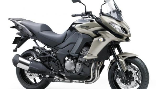 Motor adventure Kawasaki, Versys 1000
