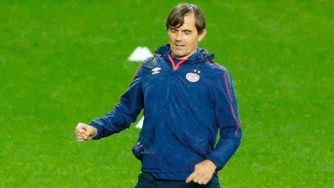 Pelatih PSV Eindhoven, Phillip Cocu