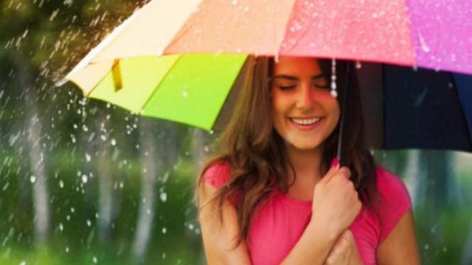 tetap aktif saat hujan