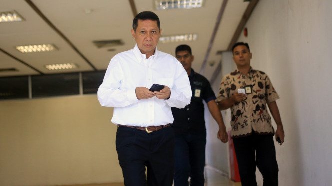 Mantan Direktur Pelindo II RJ Lino