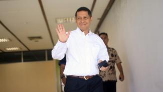 Mantan Direktur Utama Pelindo II, RJ Lino.