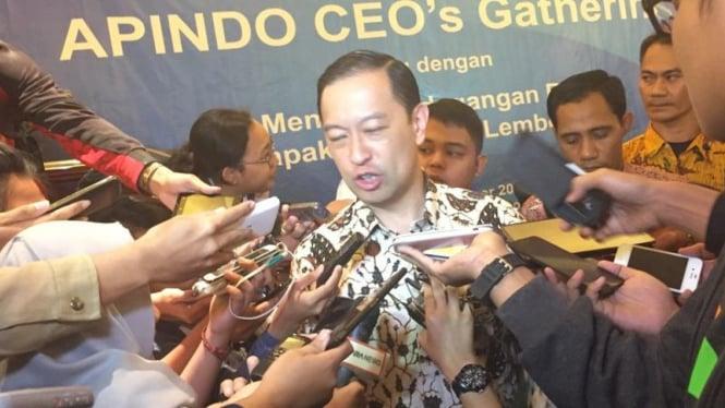 Kepala Badan Koordinasi Penanaman Modal, Thomas Trikasih Lembong.