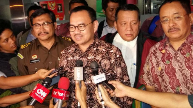 Sudirman Said, mantan Menteri ESDM.