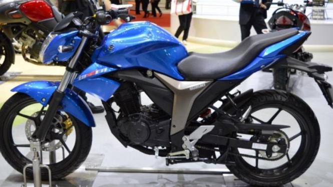 Suzuki Gixxer 155.