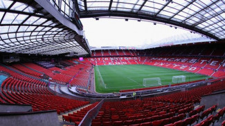 Markas Manchester United, Old Trafford