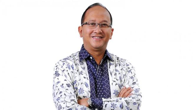 Ketua Umum Kadin, Rosan P Roeslani.
