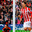 Striker Stoke City, Bojan Krkic.