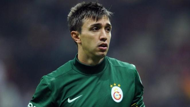 Penjaga gawang Galatasaray, Fernando Muslera