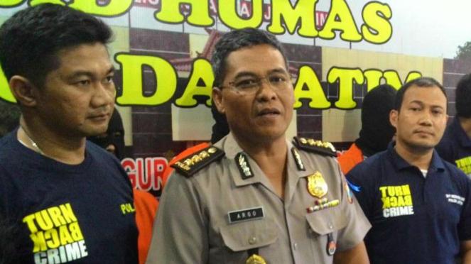 Ketua Media Tim Satgas Antimafia Sepak Bola, Komisaris Besar Polisi Raden Prabowo Argo Yuwono