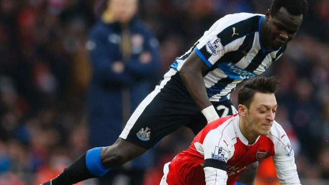 Pertandingan Newcastle United vs Arsenal