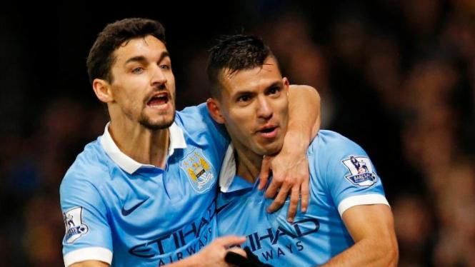 Manchester City akan menghadapi Dynamo Kiev