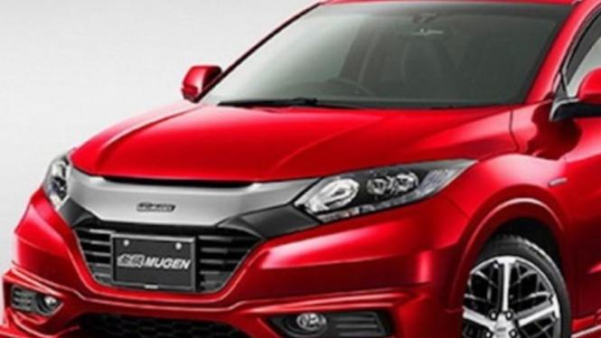 Honda HR-V versi Mugen.