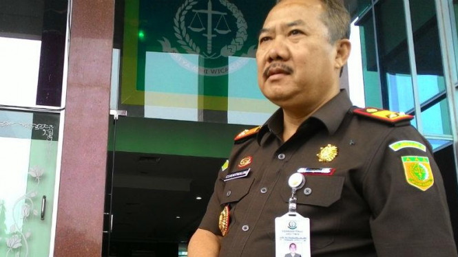 Kepala Kejaksaan Tinggi Jawa Timur, Maruli Hutagalung.