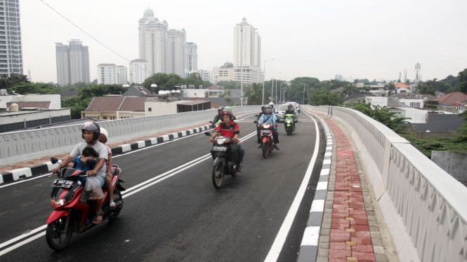 Geliat properti koridor Permata Hijau-Simprug.