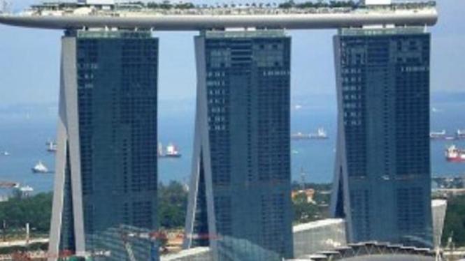 Bangunan Termahal Marina Bay