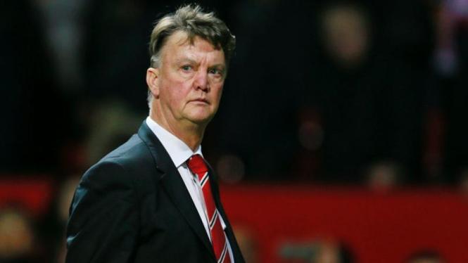 Manajer Manchester United, Louis van Gaal