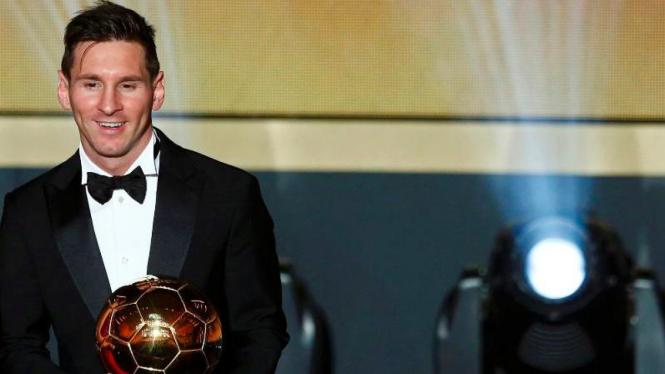 Pemain Barcelona dan Timnas Argentina, Lionel Messi
