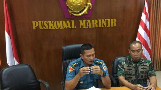 Kadispen Korps Marinir, Letkol (Mar) Suwandi