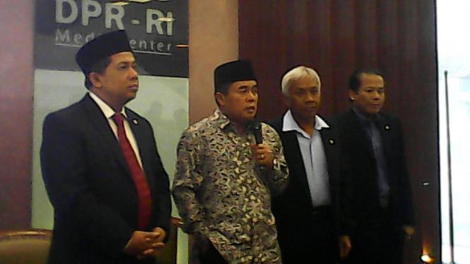 Pimpinan DPR RI