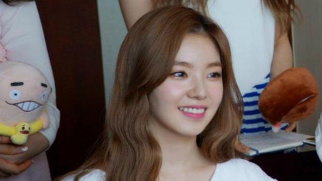 Personel Red Velvet Irene