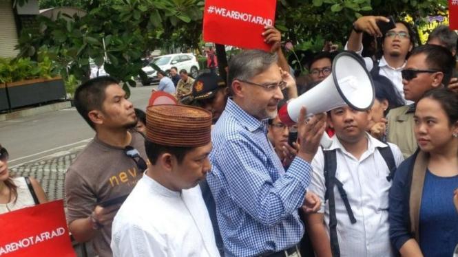 Duta Besar Inggris Moazzam Malik, Jakarta 15 Januari 2016