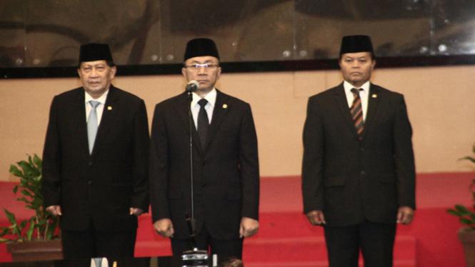 Para Pimpinan MPR RI