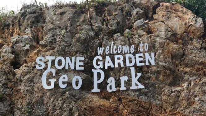 Wisata Alam Stone Garden, Citatah, Padalarang