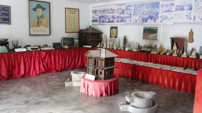 Isi Museum di Kampung Vietnam Batam