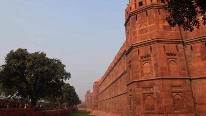 Istana Merah Delhi