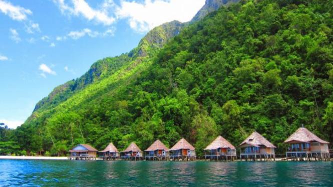 Ilustrasi Maluku.
