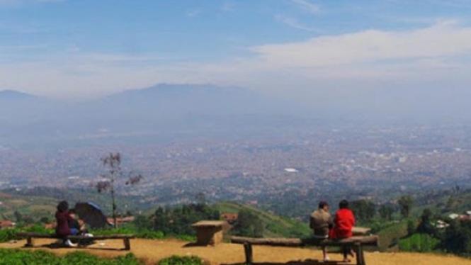 Bukit Moko, Bandung.