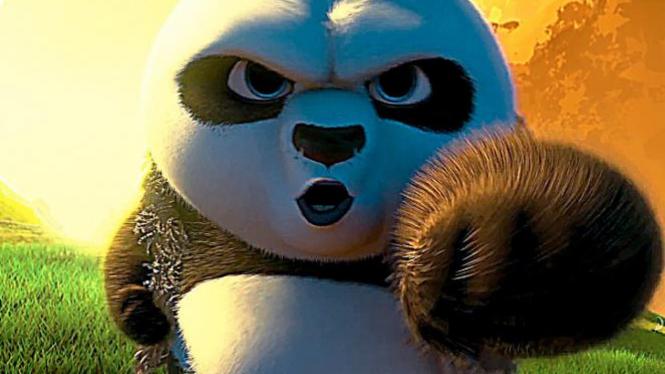 Kungfu Panda.