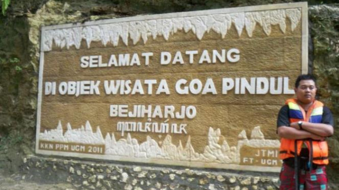 Goa Pindul, Yogyakarta.